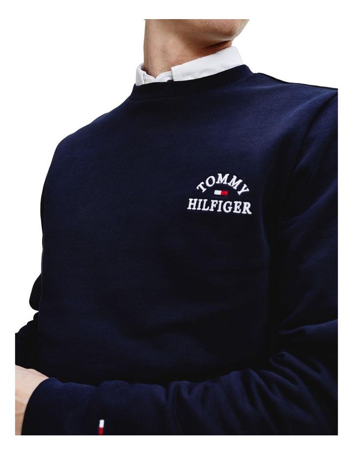 Logo Embroidery Sweatshirt image 5