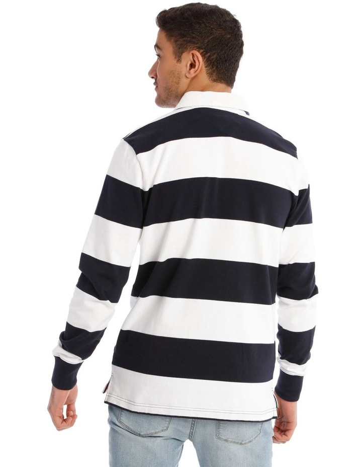 Wcc Iconic Block Stripe Rugby image 3