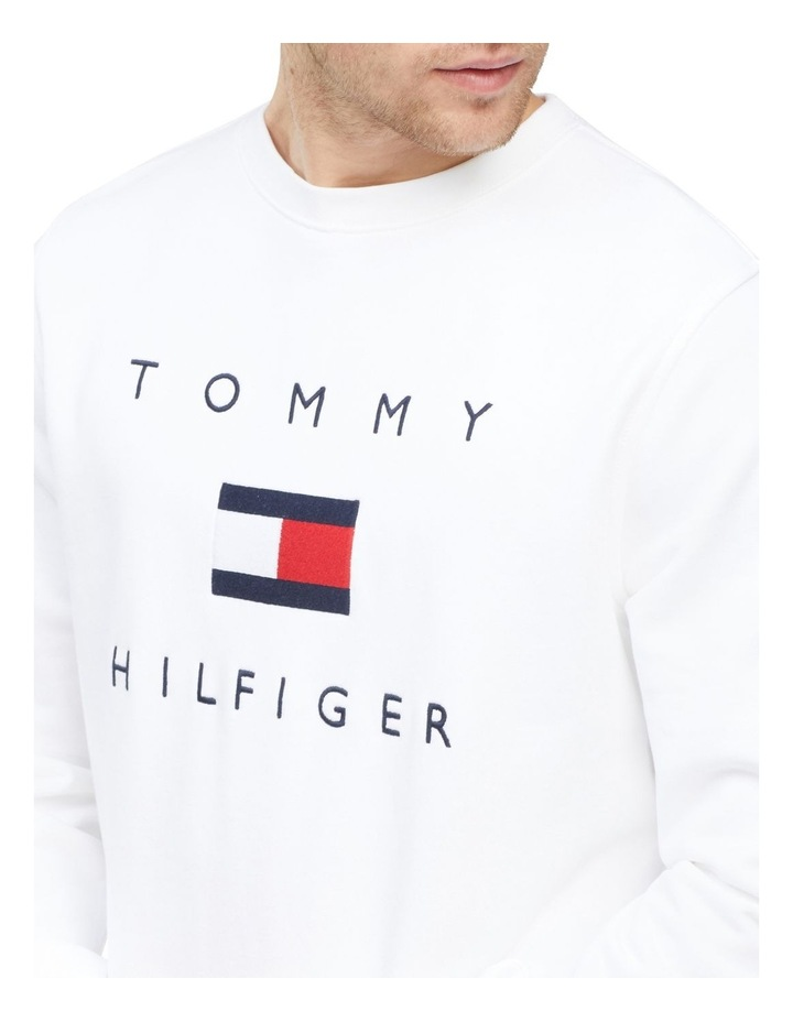 Wcc Tommy Flag Hilfiger Sweatshirt image 3