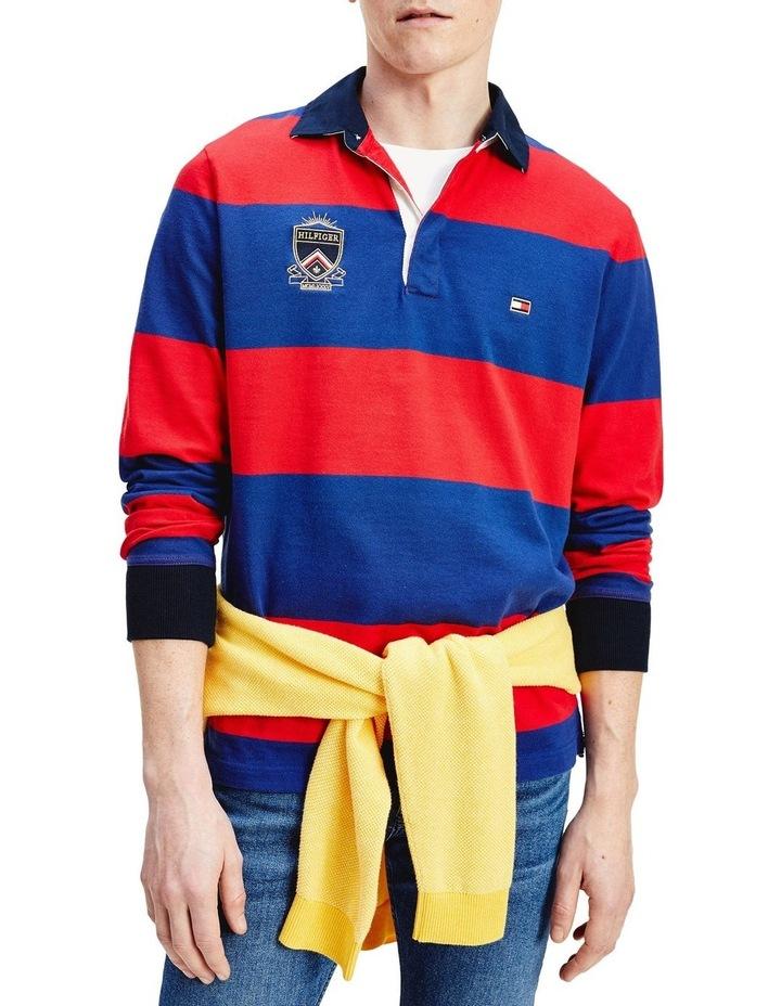 Varsity Block Stripe Rugby image 1
