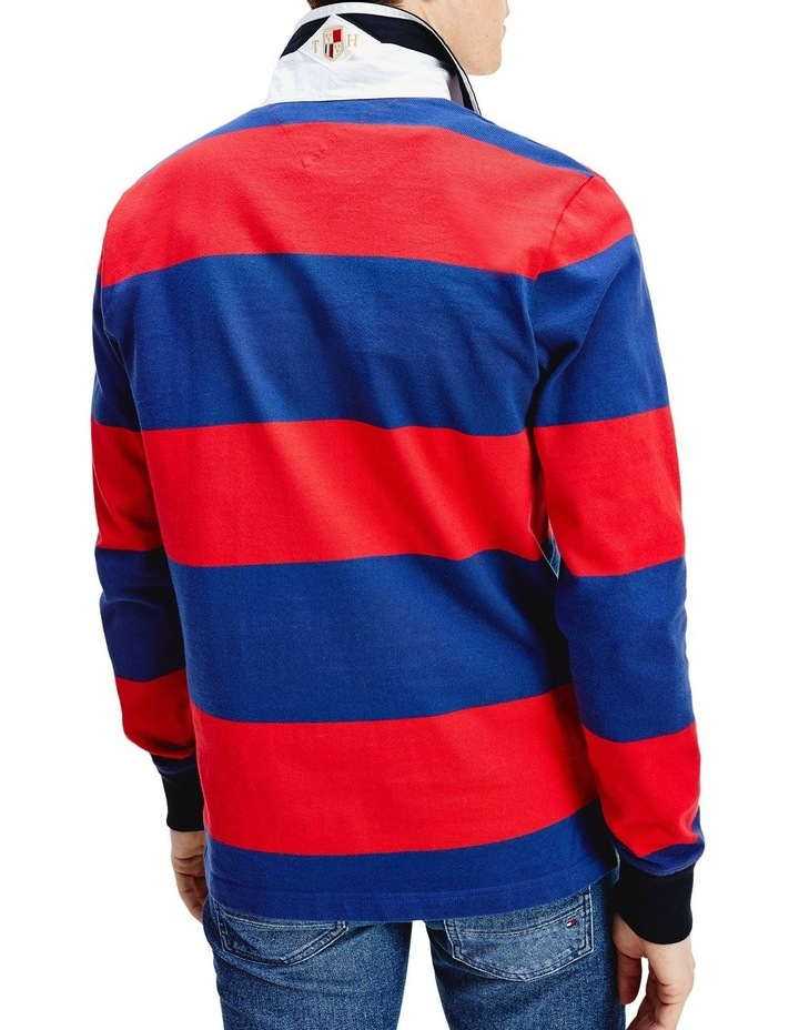 Varsity Block Stripe Rugby image 5