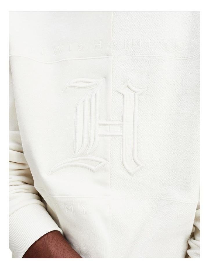 Lewis Hamilton Tonal Fleece Crew Neck Sweat image 3
