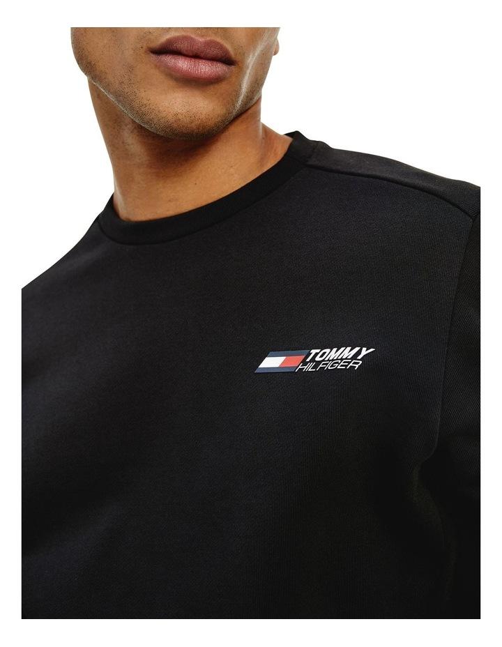 Terry Logo Crew Neck Sweat image 3