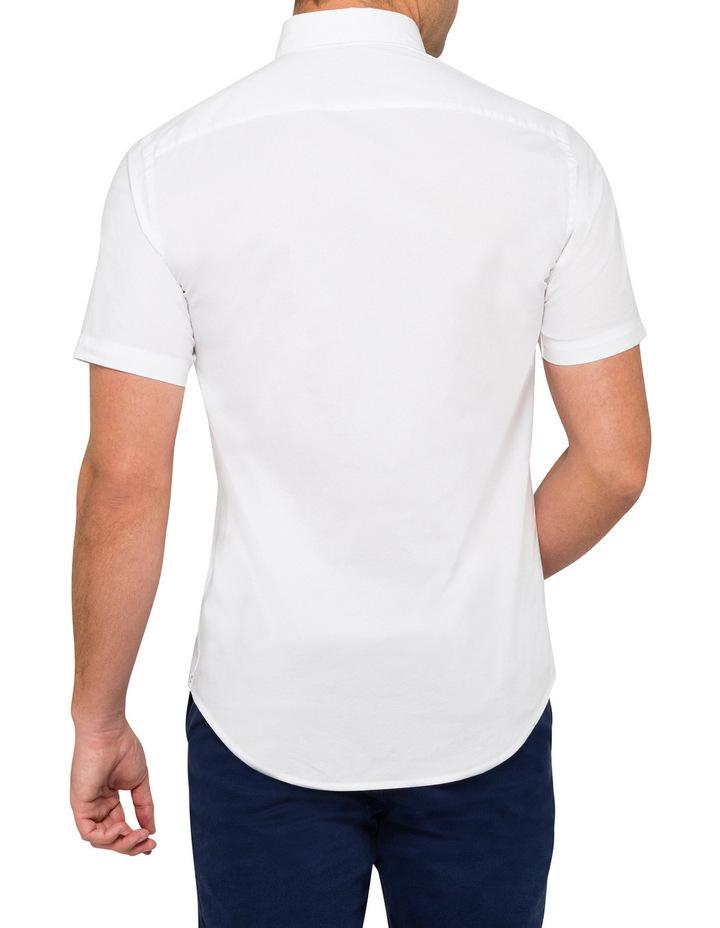 Stretch Poplin Short Sleeve Shirt image 2