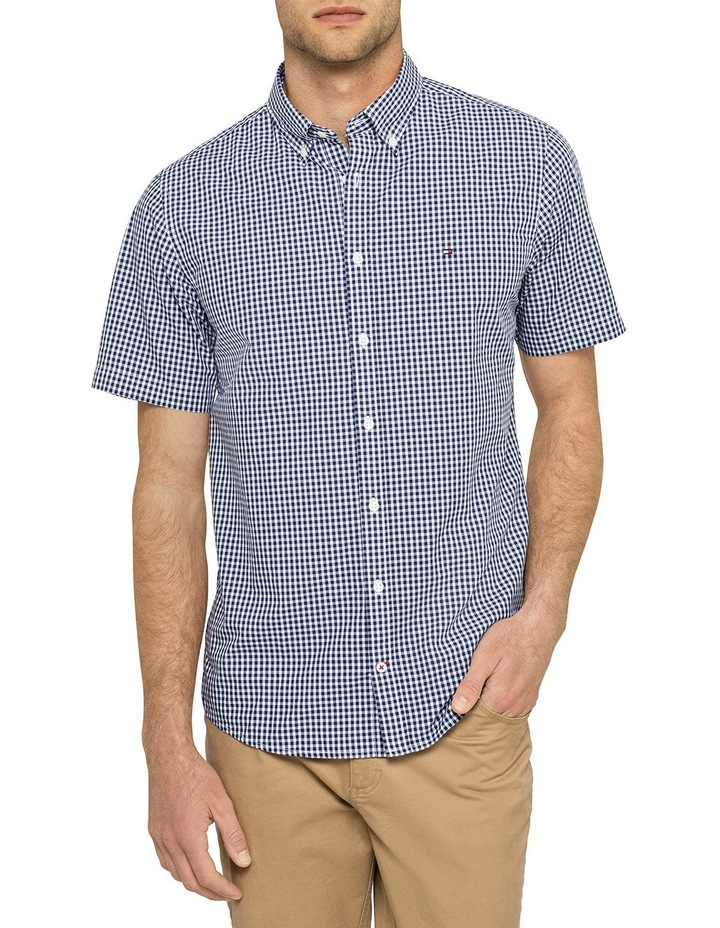 cf16571f Tommy Hilfiger | Classic Gingham Short Sleeve Shirt | MYER