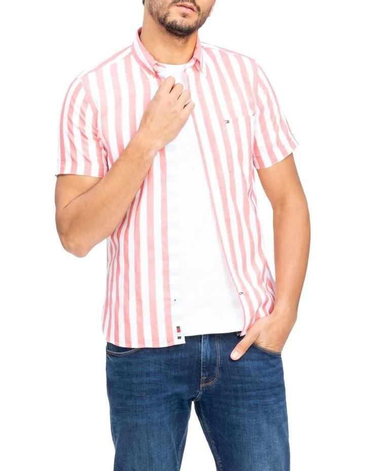 WCC Bold Stripe Short Sleeve Shirt image 1
