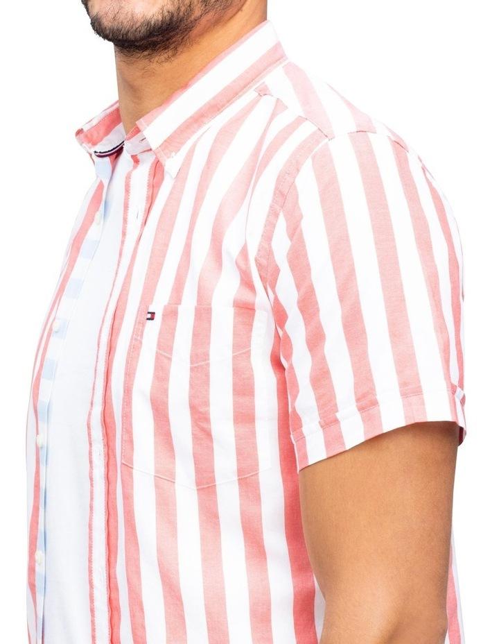 WCC Bold Stripe Short Sleeve Shirt image 3
