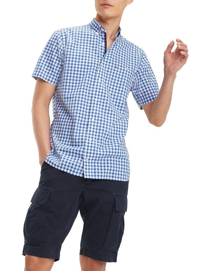 Classic Gingham Short Sleeve Shirt image 1