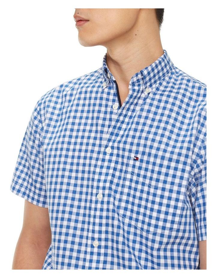 Classic Gingham Short Sleeve Shirt image 3
