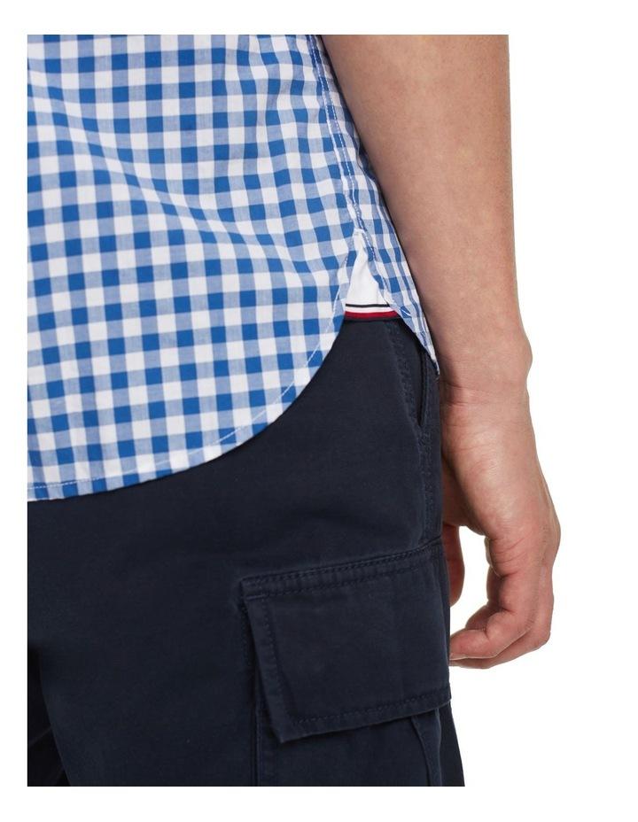Classic Gingham Short Sleeve Shirt image 4