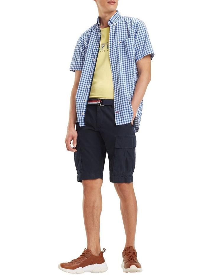 Classic Gingham Short Sleeve Shirt image 5