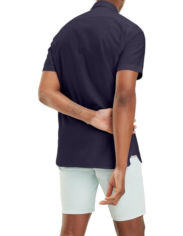 Cotton Linen Short Sleeve Shirt image 2
