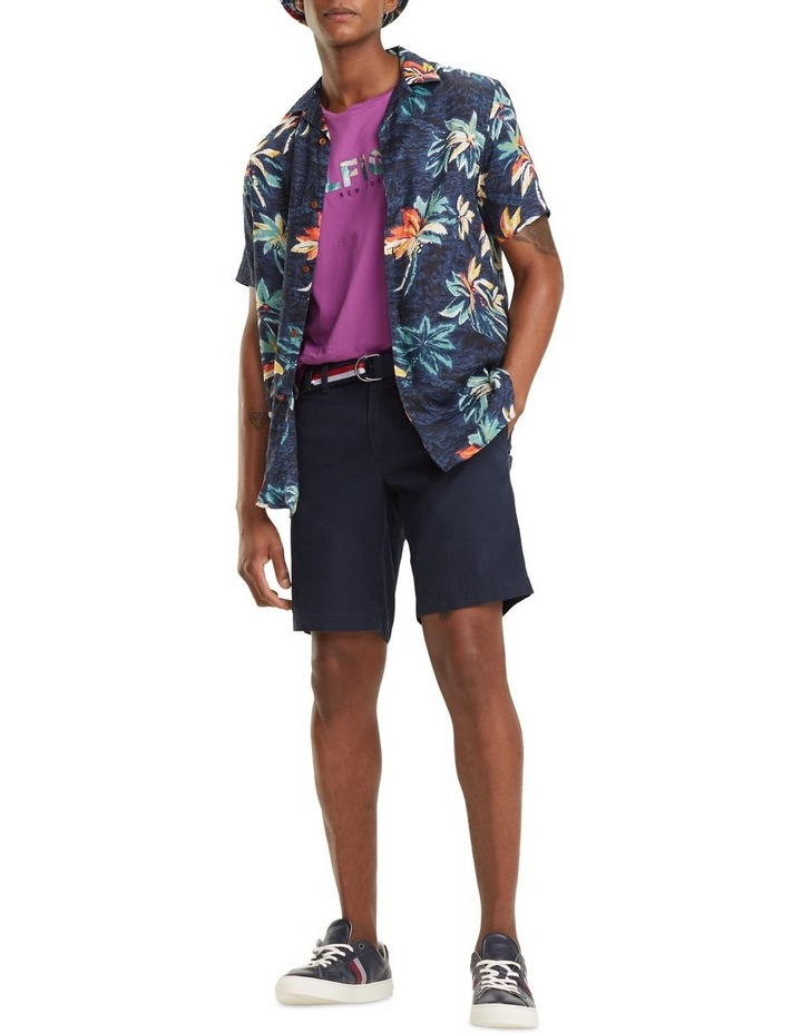 Hawaiian Print Short Sleeve Shirt image 4
