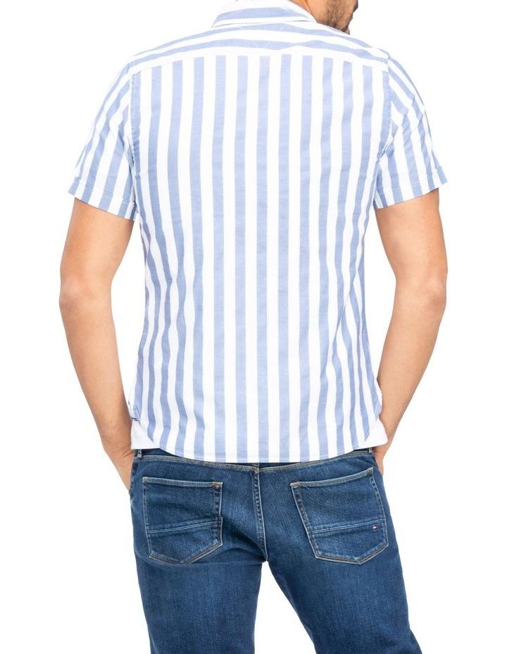 Bold Stripe Short Sleeve Shirt image 2