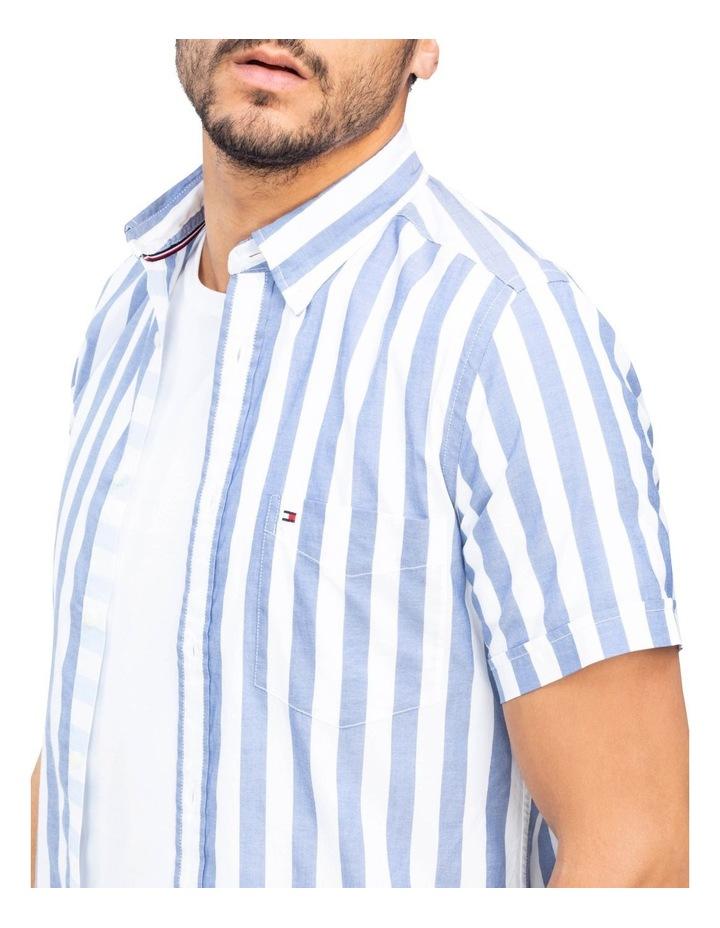 Bold Stripe Short Sleeve Shirt image 3