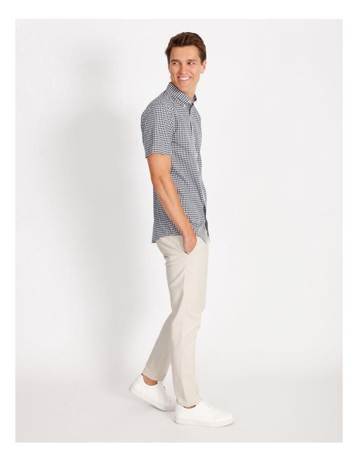 Wcc Custom Gingham Short Sleeve Shirt image 2