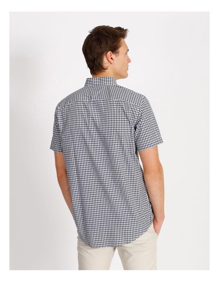 Wcc Custom Gingham Short Sleeve Shirt image 3