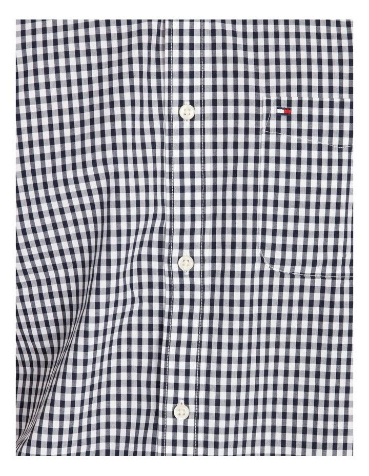 Wcc Custom Gingham Short Sleeve Shirt image 5