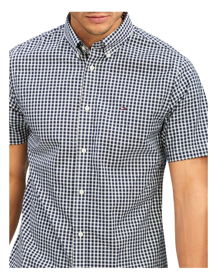 Wcc Classic Gingham Short Sleeve Shirt image 3