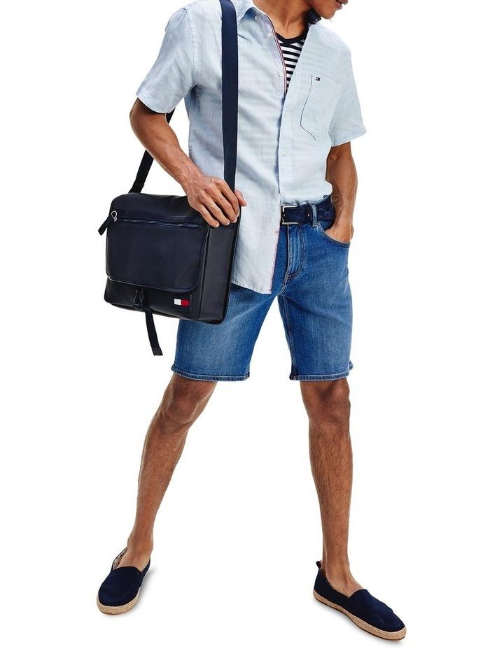 Short Sleeve Pure Linen Shirt image 3