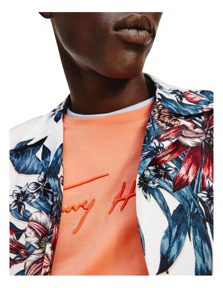 Tropical Print Short Sleeve Shirt image 4