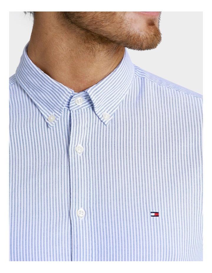Stretch Slim Stripe Shirt image 3