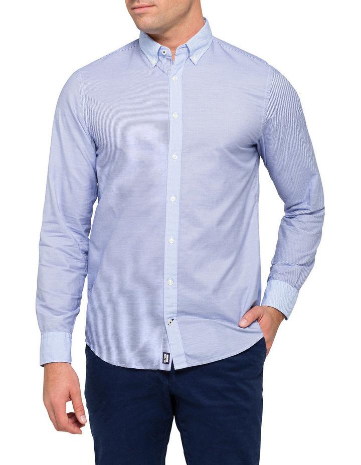 Mix Stripe Long Sleeve Shirt image 1