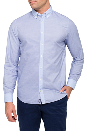 Tommy Hilfiger - Mix Stripe Long Sleeve Shirt