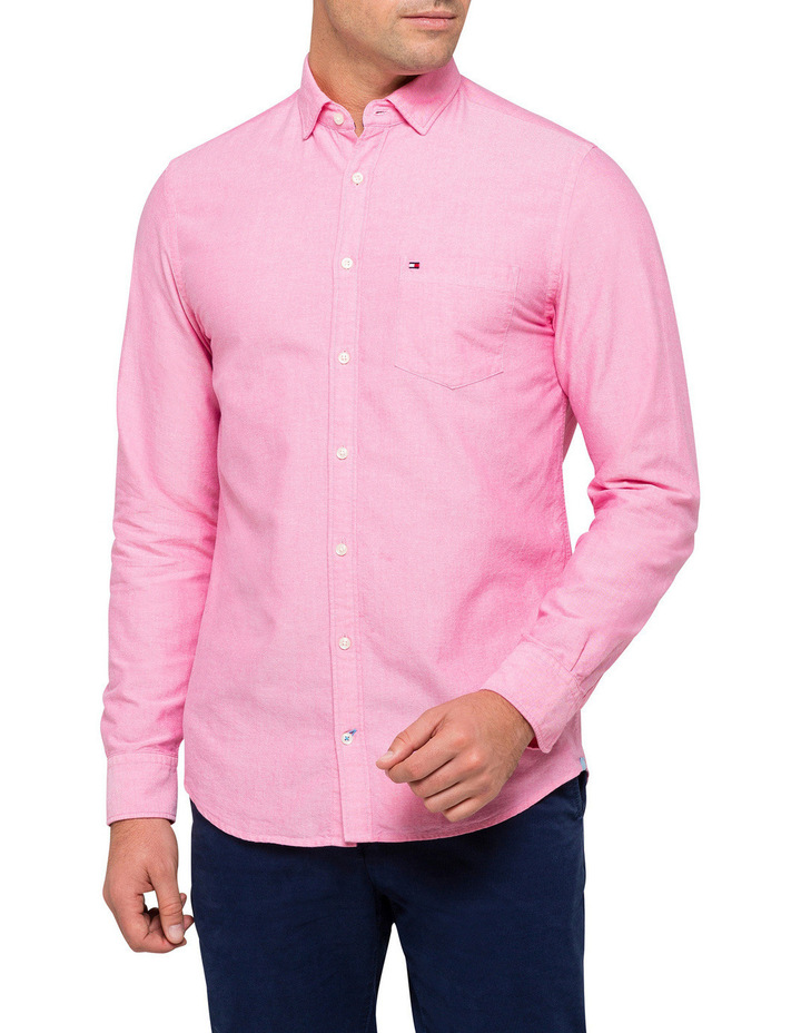 Summer Oxford Long Sleeve Shirt image 1