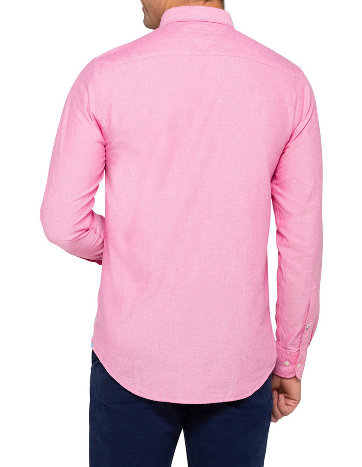 Summer Oxford Long Sleeve Shirt image 2