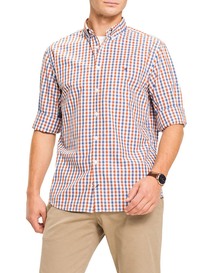 Multi Colored Gingham Shirt image 1