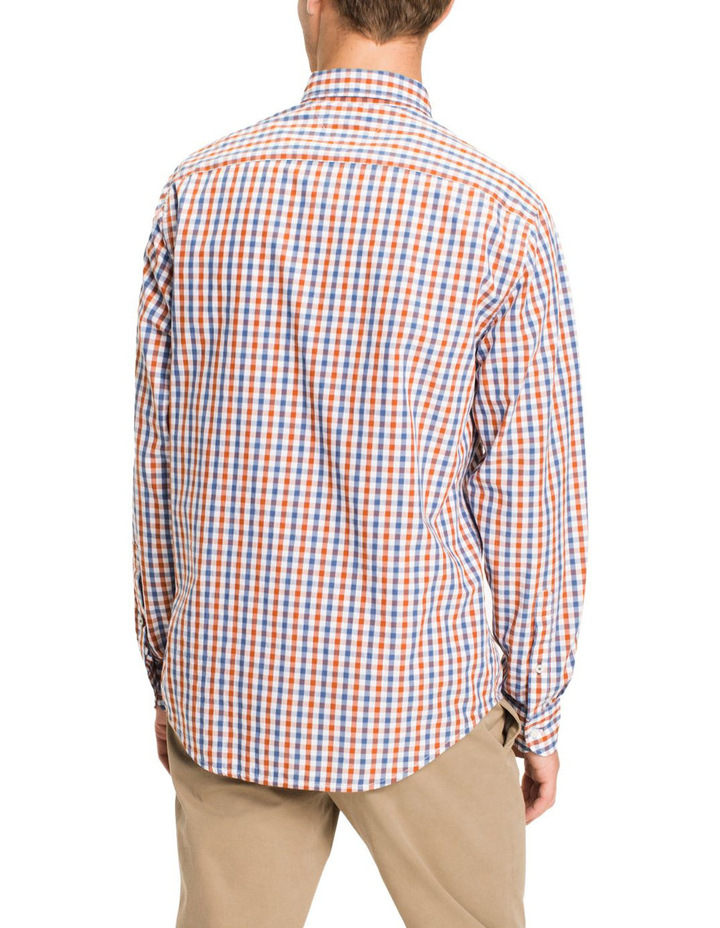Multi Colored Gingham Shirt image 2