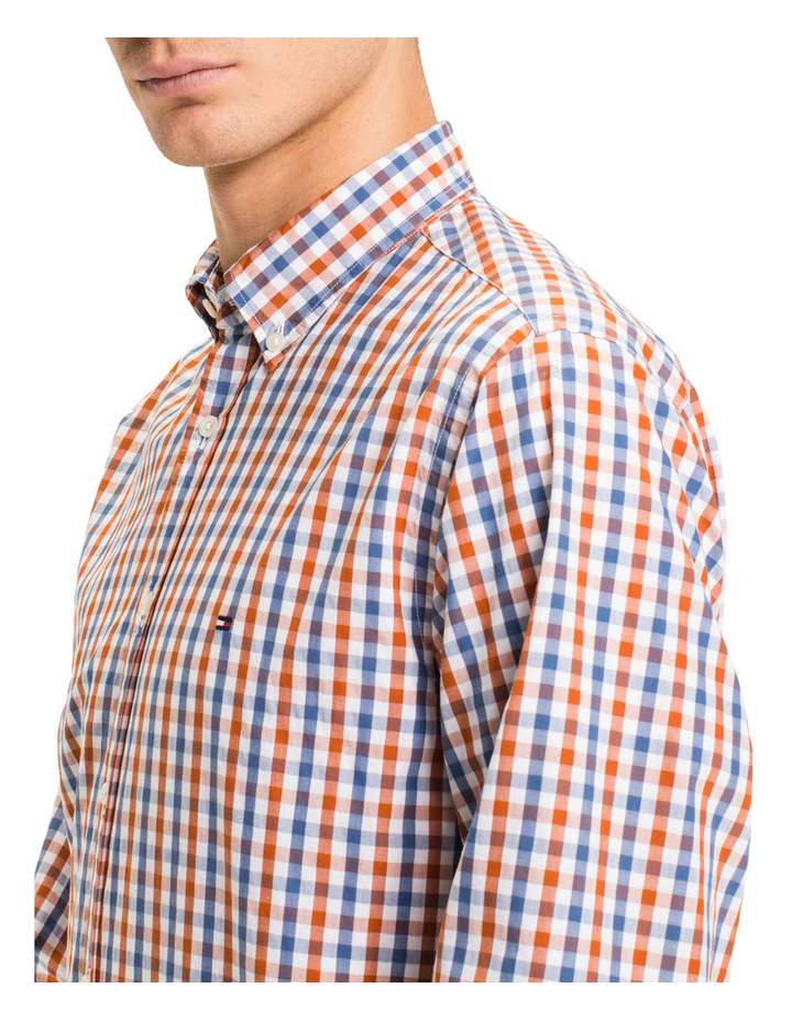Multi Colored Gingham Shirt image 3