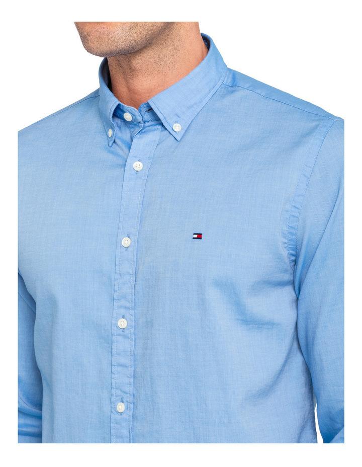 Two Tone Dobby Shirt image 3