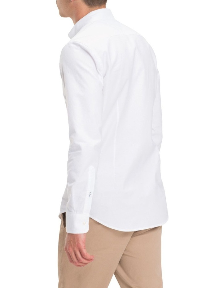 Stretch Slim Oxford Shirt image 2