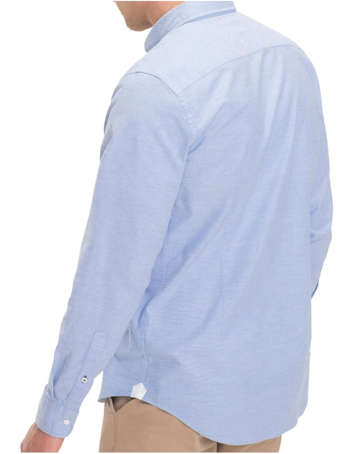 Stretch Slim Oxford Shirt image 2