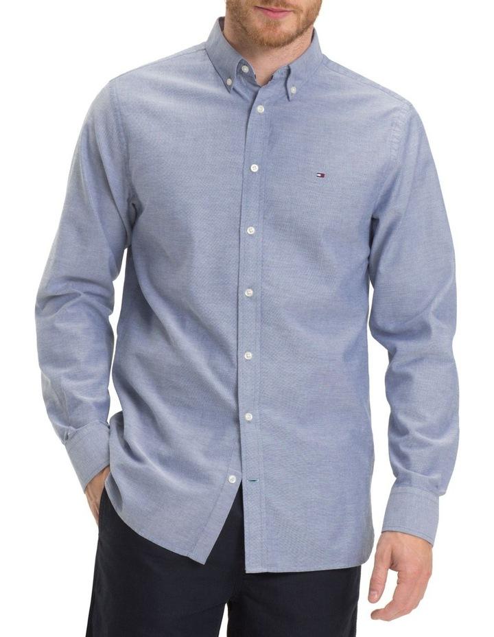 Oxford Cotton Long Sleeve Shirt image 1