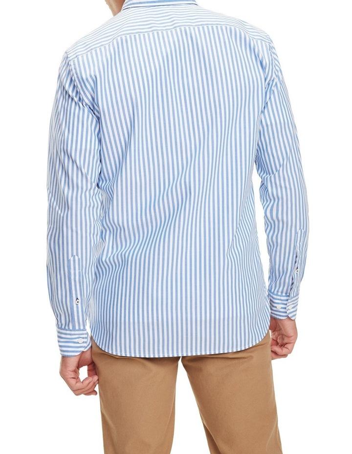 Essential Pure Cotton Stripe Shirt image 2