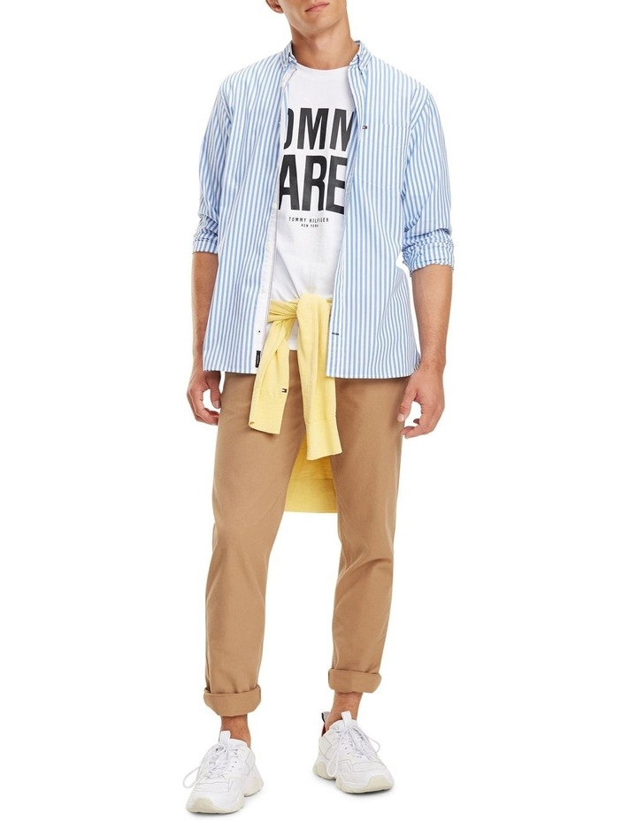 Essential Pure Cotton Stripe Shirt image 3