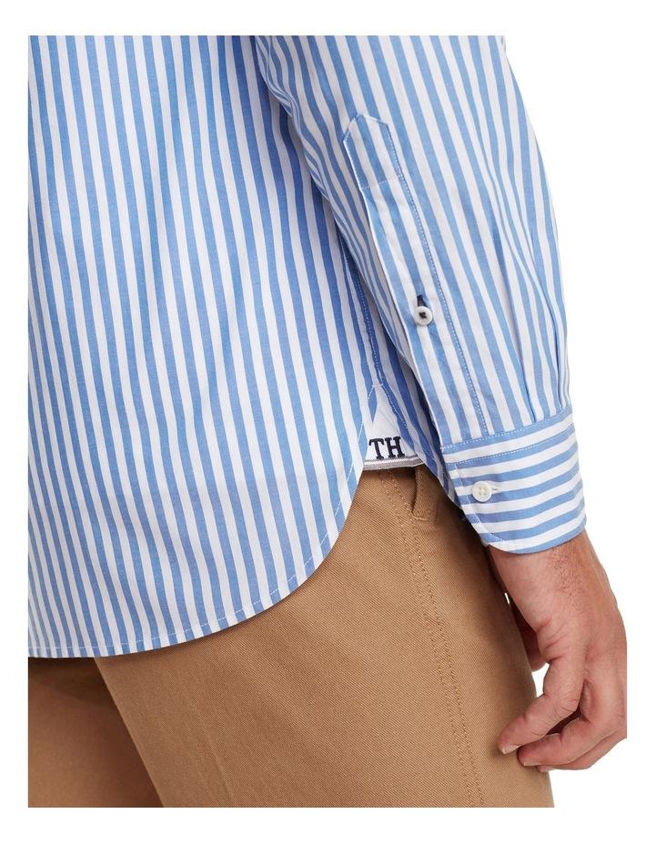 Essential Pure Cotton Stripe Shirt image 4