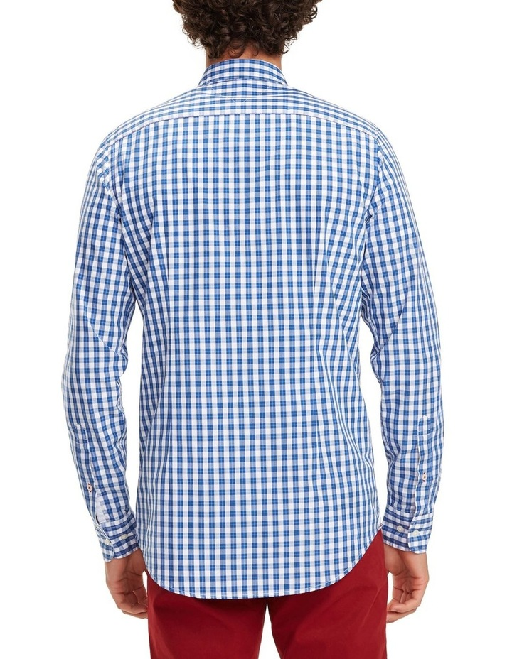 Gingham Check Cotton Shirt image 2