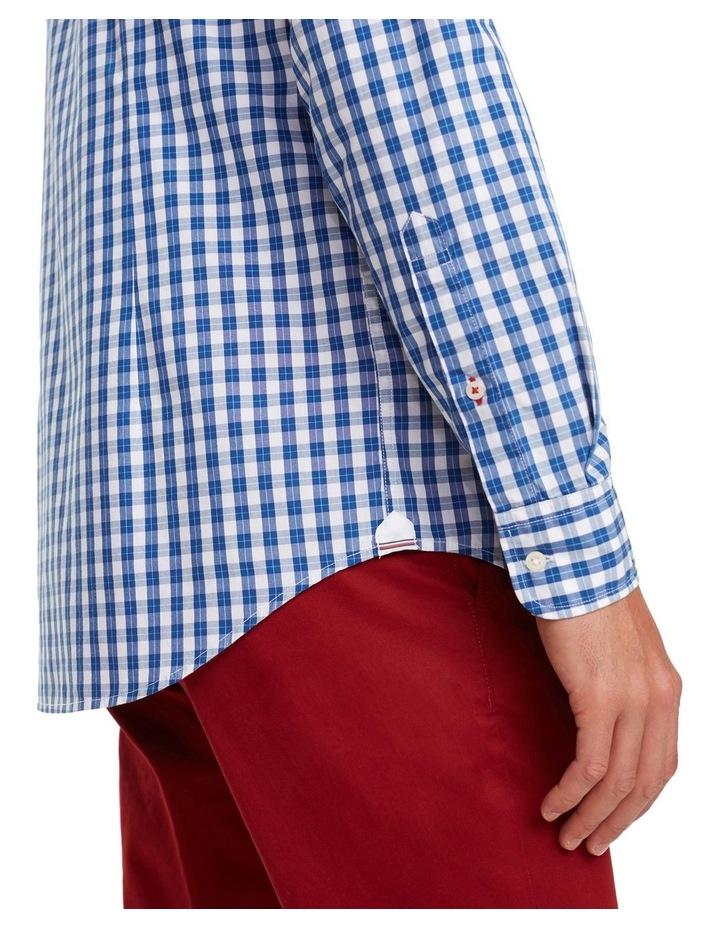 Gingham Check Cotton Shirt image 4