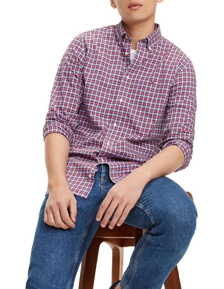 Essential Micro Check Cotton Shirt image 1
