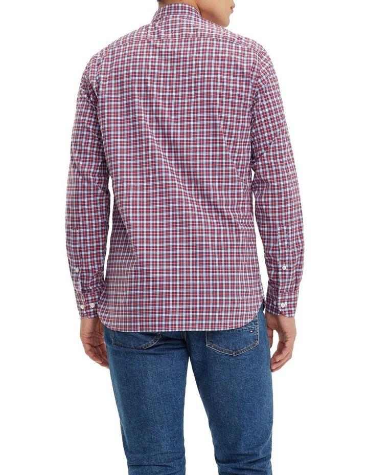 Essential Micro Check Cotton Shirt image 2