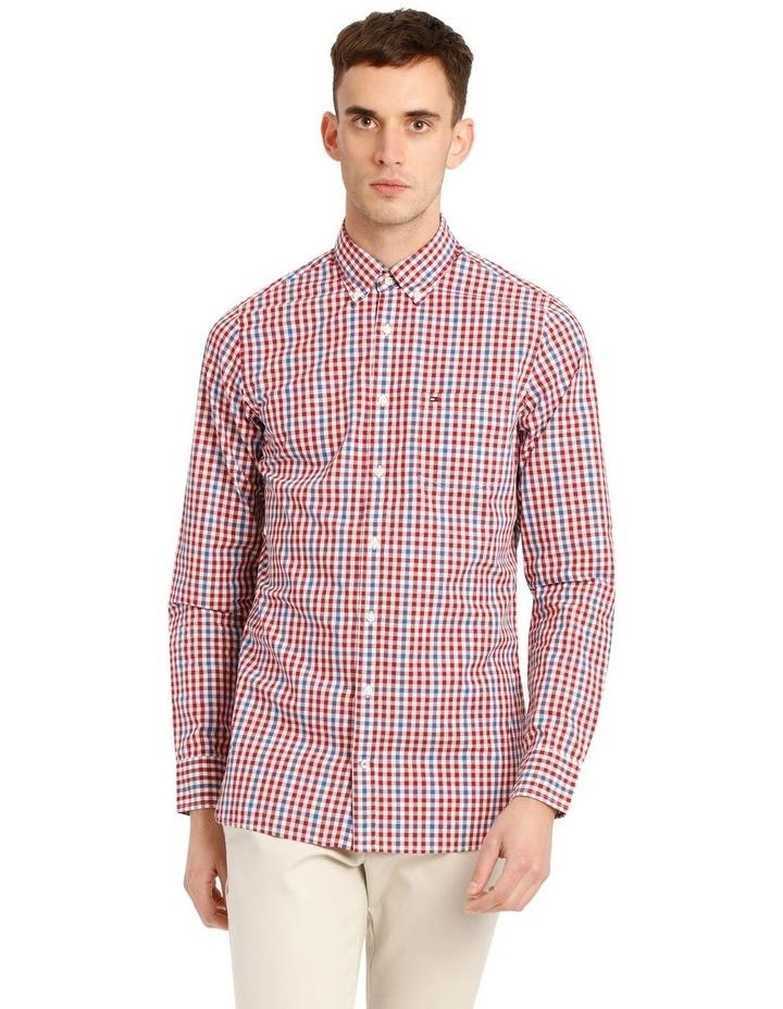 Wcc Multi Gingham Check Long Sleeve Shirt image 1