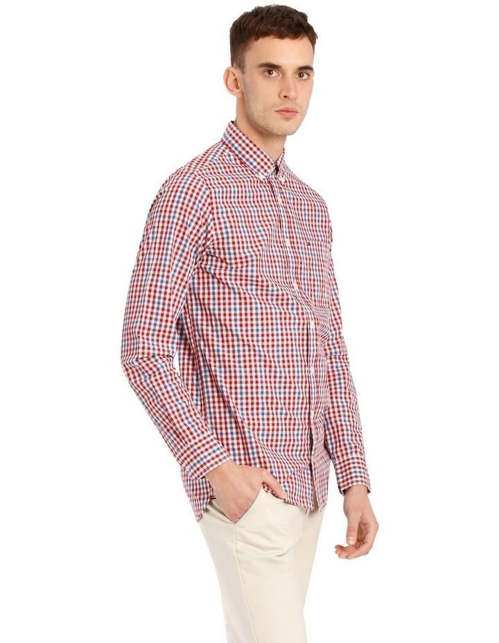 Wcc Multi Gingham Check Long Sleeve Shirt image 2