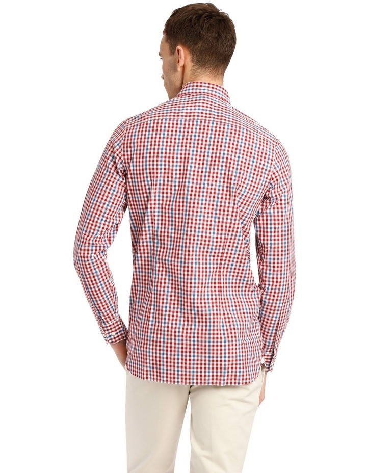 Wcc Multi Gingham Check Long Sleeve Shirt image 3