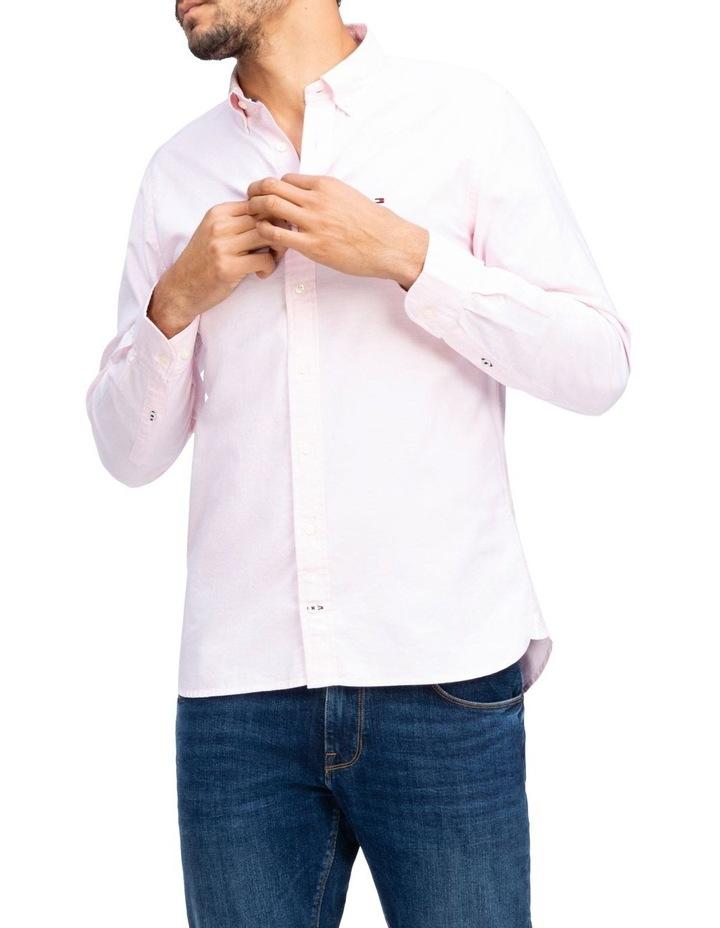 Light Oxford Long Sleeve Shirt image 1