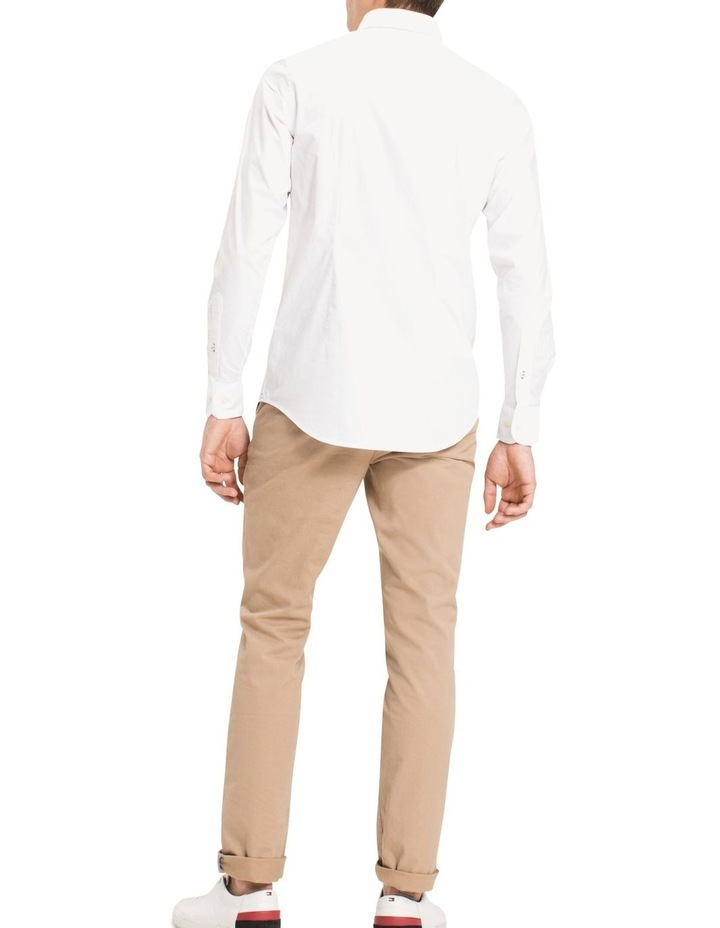 Core Stretch Slim Poplin Long Sleeve Shirt image 2