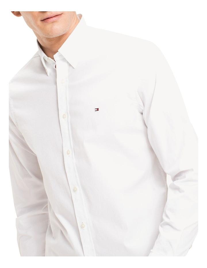 Core Stretch Slim Poplin Long Sleeve Shirt image 3